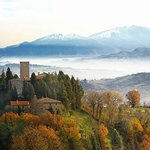 Castello di Petroia Foto