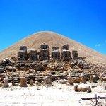 Tarihi kalıntılar ve Nemrut dağı