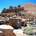 Nemrut dağı ve tarih