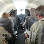 The plane trip from JoBerg to Singita approx 1 hour
