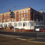 Chequers Plaza Hotel Blackpool sea front