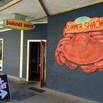 Summer Shack - entrance