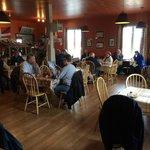 Whalers Restaurant - interior