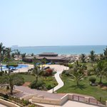 Grounds f Al Hara Hilton Golf and Spa resort