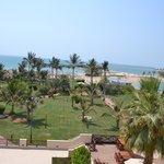 Views from Waldorf Astoria at Ras Al Khaima