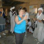 Gnaoua music in Khamlia.