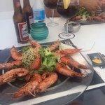 Amazing prawns!