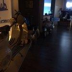 il bar dedicato al mondo della Vespa