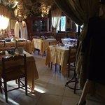 il ristorante/sala colazione
