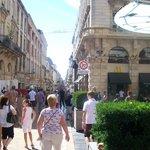Rue Ste Catherine, Bordeaux, France