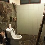 View of Bathroom inside Room No. 3