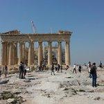 Acropolis temple..