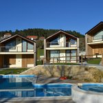 Apartments and swimingpool