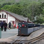 The station at Dalgarth for Boot