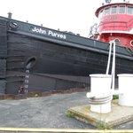Restored Tugboat