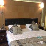 Gonen Hotel, Istanbul     Bedroom.