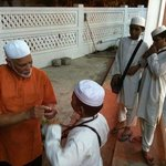 An educational tour of the Muslim Quarters in Pondicgerry