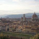 Vista del Duomo