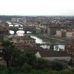 Vista del Arno