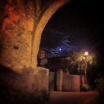 Palazzo della marra by night