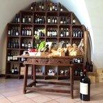 Best wine in Palazzo della Marra