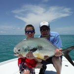 Pictures are their site are real - permit my son and I caught this trip