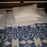 Tiny pillows