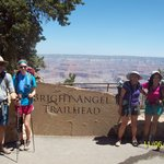 South Rim. We made it!