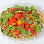 The Freaky-T featuring Freekeh & Clyde Valley Tomatoes