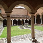 museo cattedrale fe - chiostro - 1