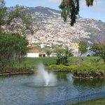 Views across Funchal