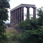 carlton hill monument