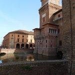 castello estense - particolare