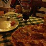 pizza & Pet frendly