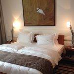 Bed Deluxe Room
