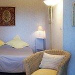 Suite Ouveze king bed
