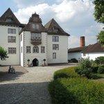 Das Schloss Fürstenberg
