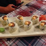 Spicy Tuna Roll, also very good.