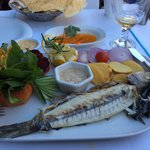Levrek (sea bass)