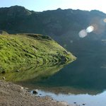 Lago Nair frühmorgens