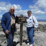 The Kellers on the summit