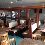 lounge booths
