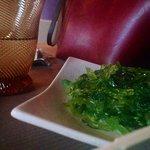 Alghe verdi buonissime e tantissime