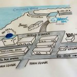 Volcano Blue Map