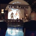 Freddie Mercury tribute act! Very good!