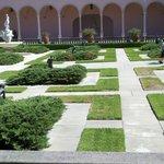 the interior gardens