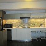 Wonderful kitchen in the room