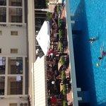 Kentia Pool Restaurant