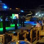 Le Bar de la piscine, le soir de la final de la coupe du monde 2014