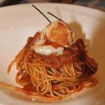 Spaghetti con bogavant